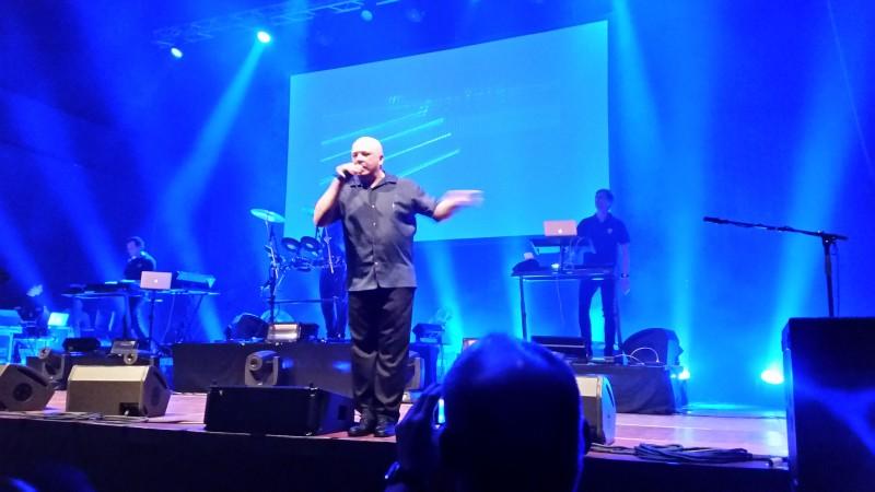 VNV Nation - Compendium Show Bremen 2016