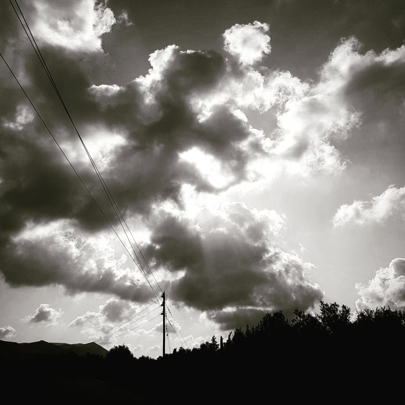 Instagram (black 'n' white)
