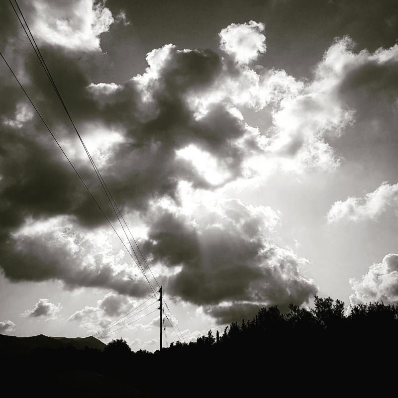 Instagram (black 'n' white)