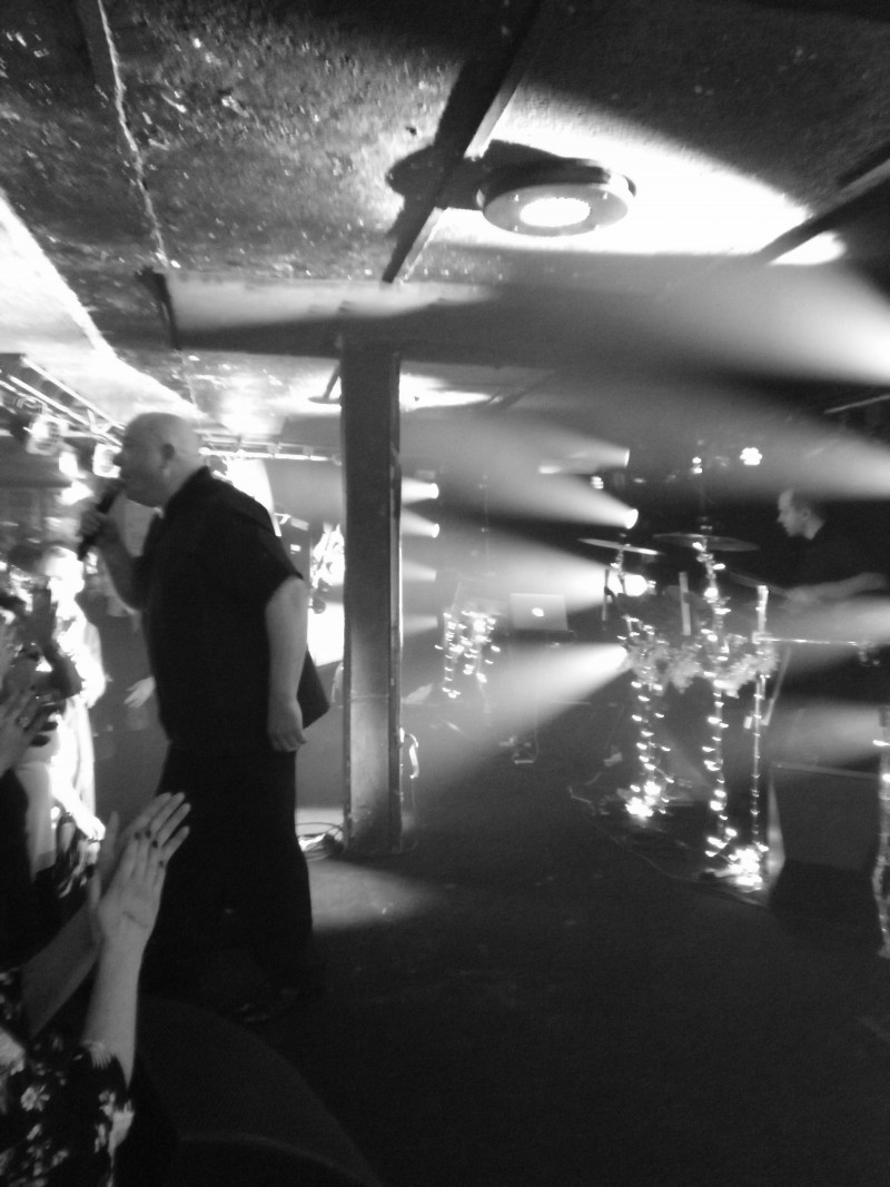 VNV Nation Christmas Party 2017